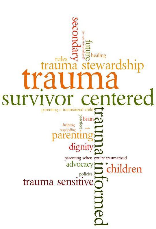 Trauma Stewardship-Margaret