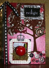 altered book twighlight