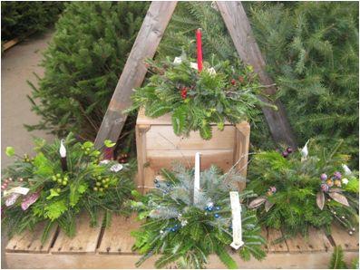 make your own seasonal centerpiece