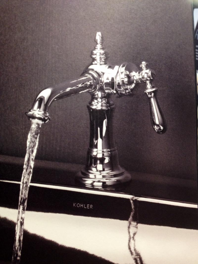 Kohler Artifacts Bathroom Faucet | Migrant Resource Network