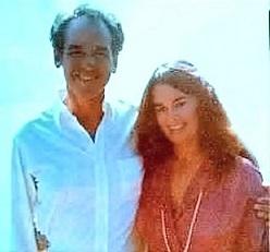 Bill Thetford and Trisha Aude