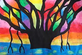 rainbow banyan tree
