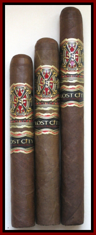 Lost City 3 Pack