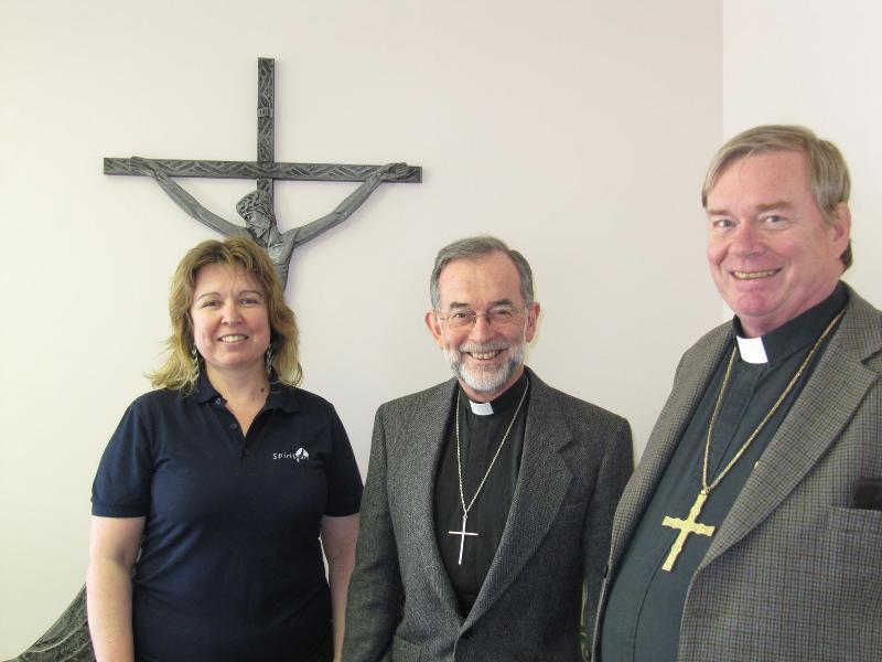 Canonisation Kateri, diocèse St-Jean