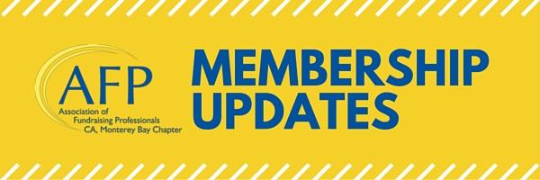 Membership Updates
