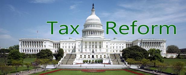 Tax Reform Capitol