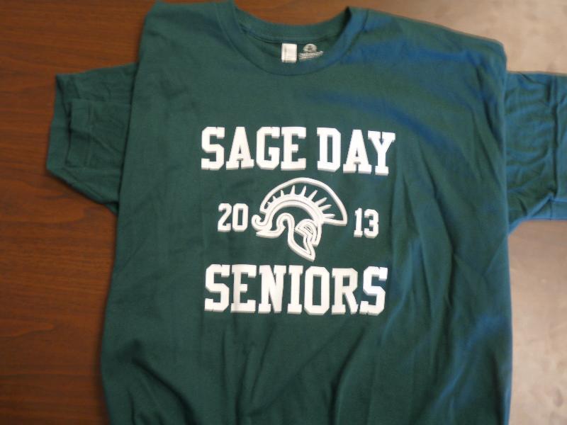 rochelle park senior t-shirts