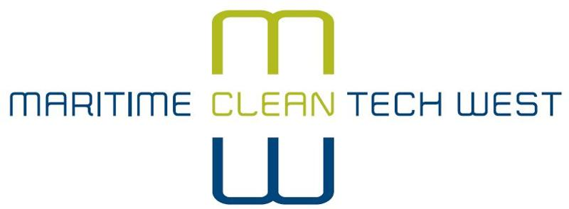 Maritime Cleantech West logo