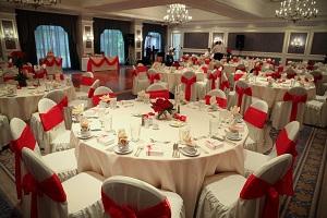 Renaissance Hotel-Austin-Dining Room