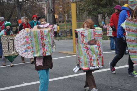 Holiday Parade - Gifts