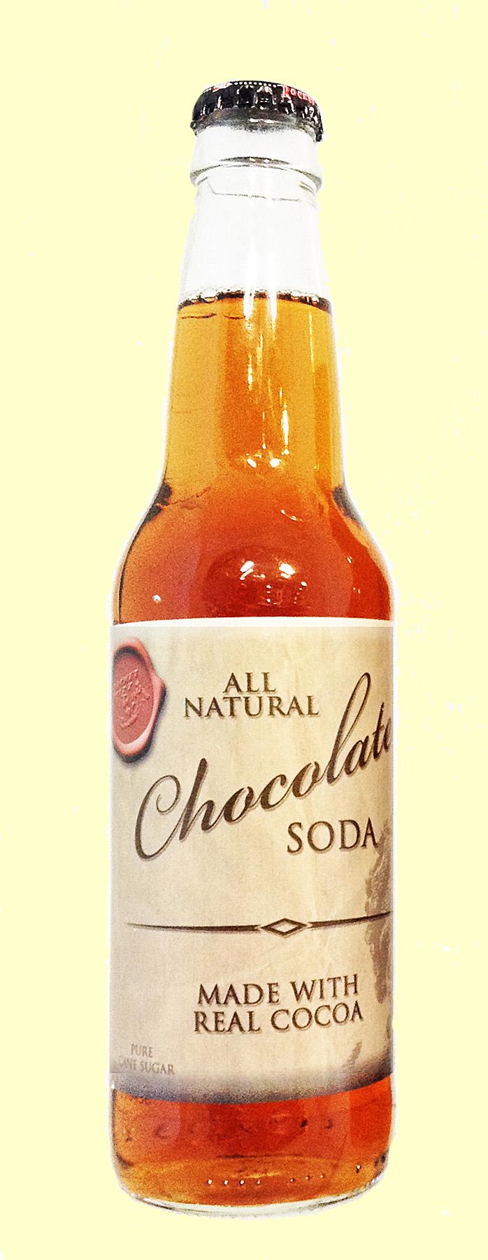 Rocket Fizz Chocolate Soda