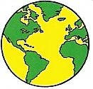 World Cuisine Express Globe Logo