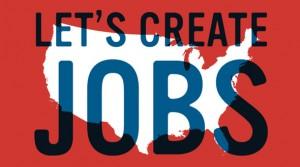 Let's Create Jobs Graphic
