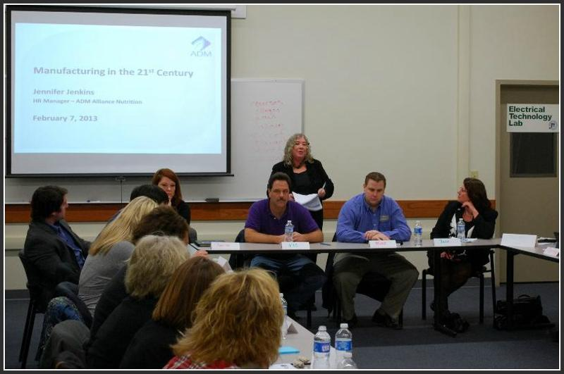 Counselors Academy 2013 February at JWCC