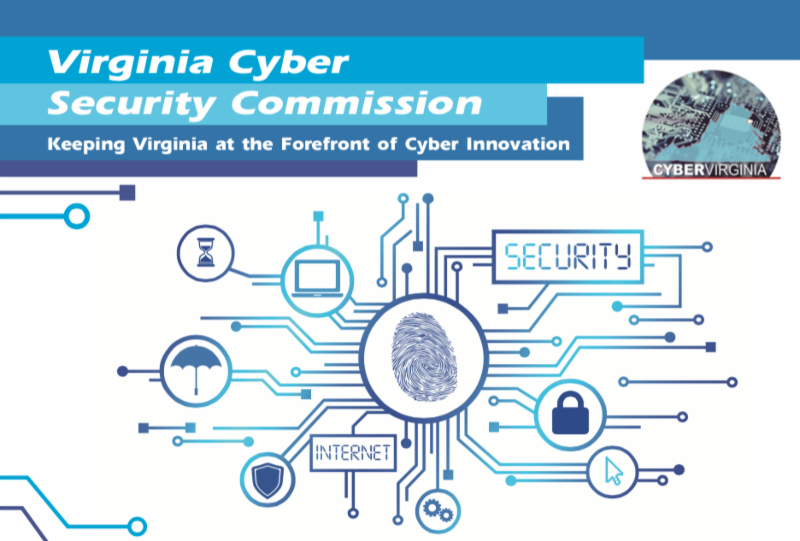 Virginia Cyber security Commission TOWN HALL Feb 24, 2015