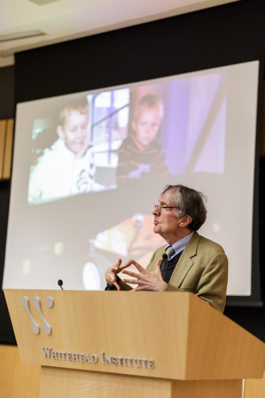 Professor Howard Gardner speaks