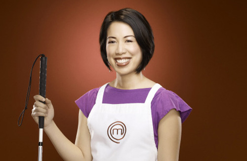 Masterchef Christine Ha