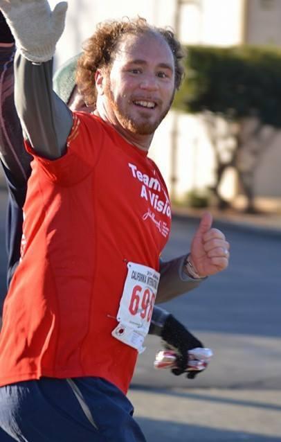 Team member Kyle Robidoux