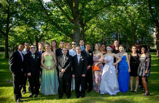 Ivy Street School Prom 2012