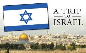 Travel to Israel graphic