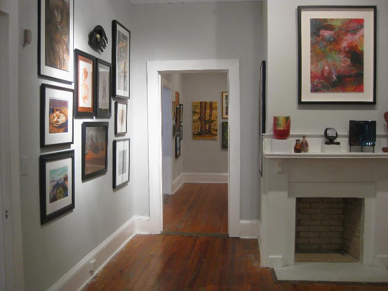 Installation shot_Juried 2013