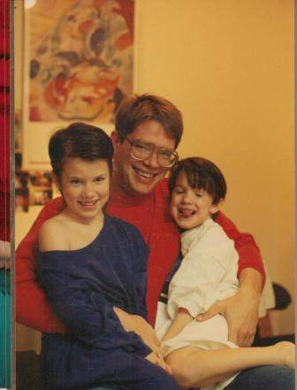 Libi, Betsy, Ed 1992