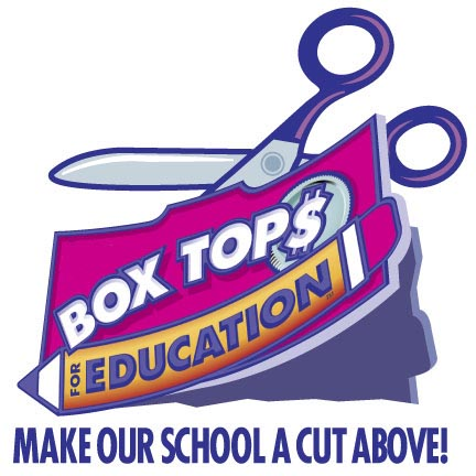 Box Tops Scissors