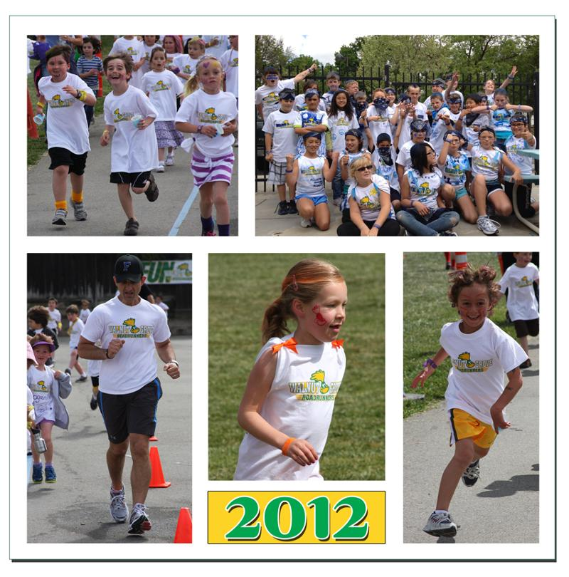 fun run 2012 collage
