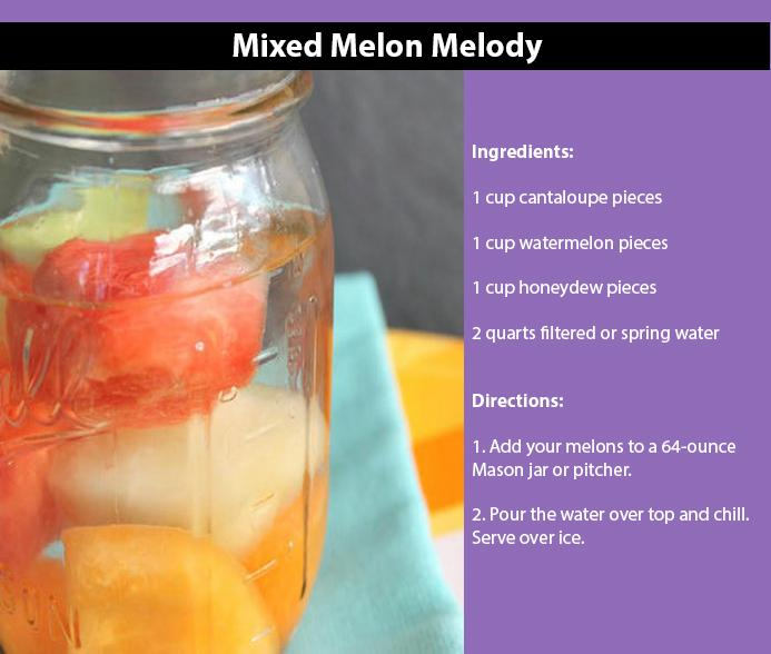 Mixed Melon Melody Recipe