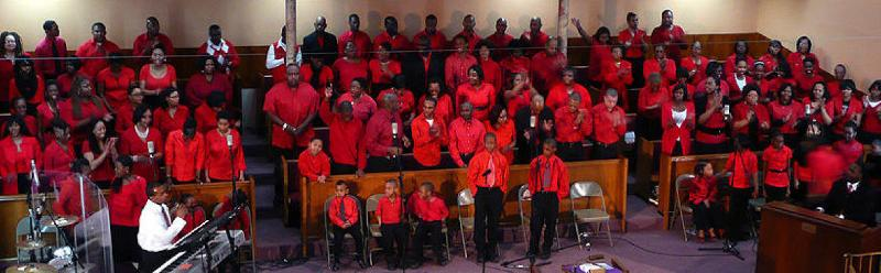 first corinthian choir