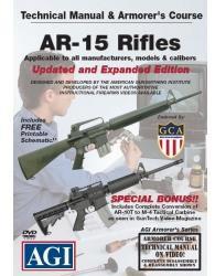 American Gunsmithing Institute (AGI) Offers Five Complete Courses on the Popular AR-15 Rifle  Shooting Sports