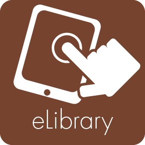 eLibrary logo