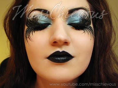 Spook Makeup