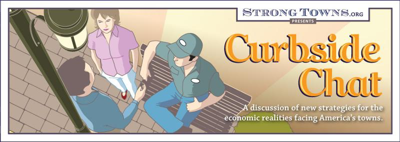 Curbside Chat header
