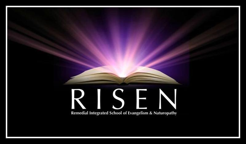 Risen Logo long