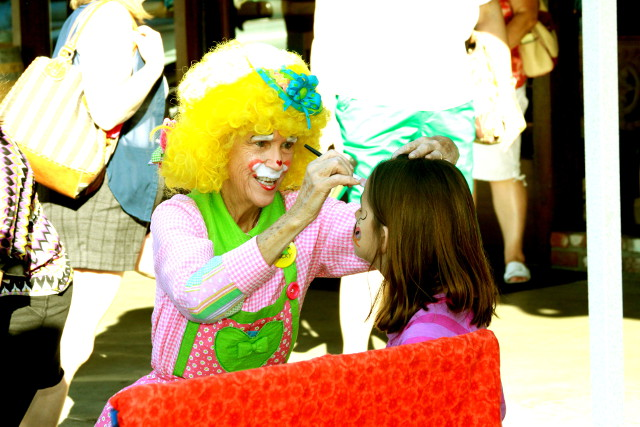 Fresno Face Painting And Balloon Animals