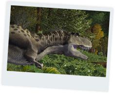 Be the Dinosaur