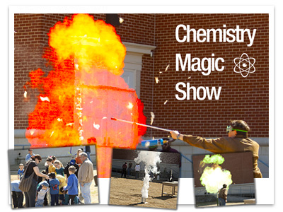 Chemistry Magic Show 2011