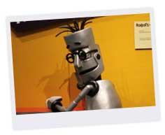 Robots + Us