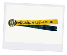 Homecoming Ribbon