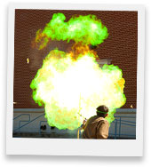 Chemestry Magic Show November 6, 2010