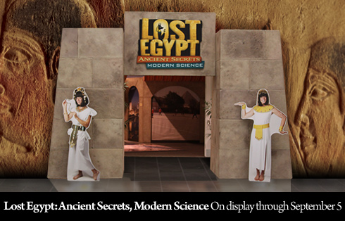 Lost Egypt: Ancient Secrets, 