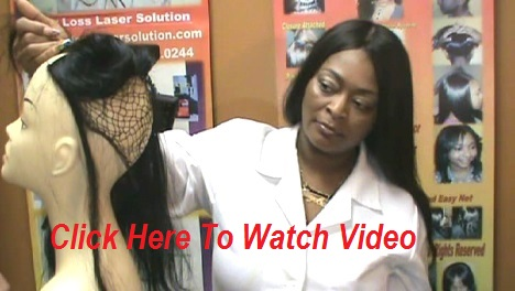 Show Your Own Part And Hairline Hair Weave 81