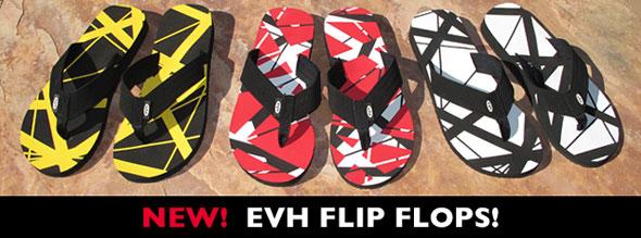 EVH Flip Flops