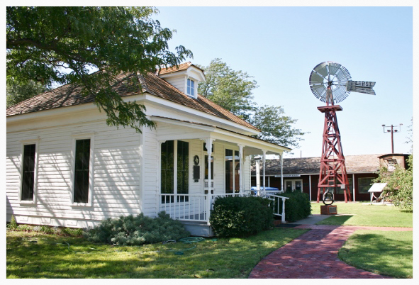 Carson County Square House Museum