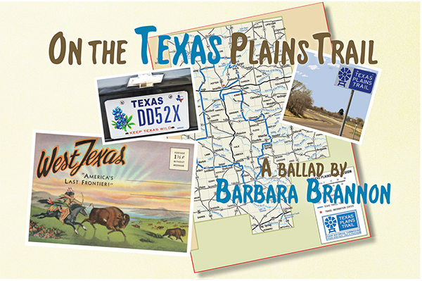 On the Texas Plains Trail