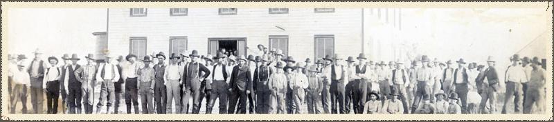 1903 Land Rush, Gail, TX