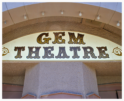 Gem Theatre, Claude