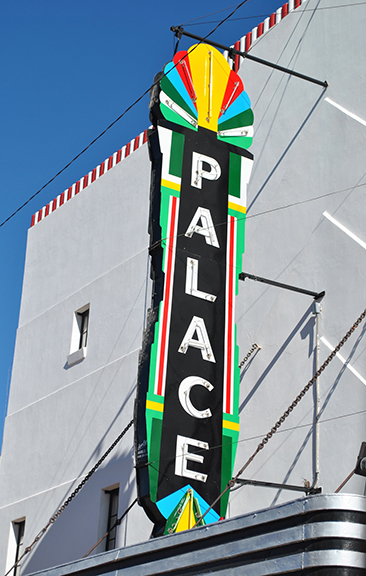 Palace Theater, Childress, Texas