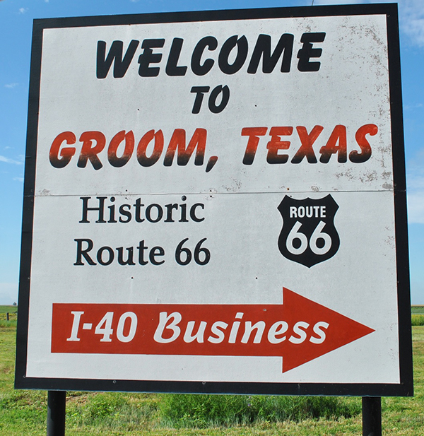 Groom, Texas